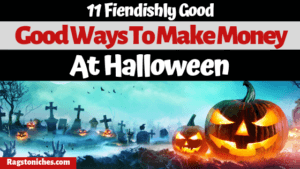 11 good ways to make money at halloween