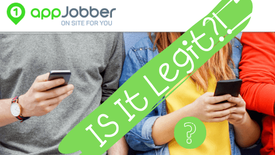 Is Appjobber Legit?  Micro Job App Review!