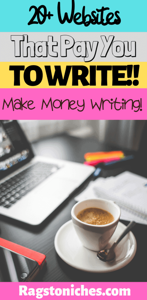 websites that pay you to write make money writing