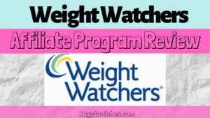 weight watchers affiliate program review