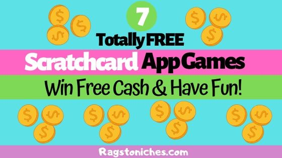 Free Scratchcard Apps You Can Play For Fun Cash Prizes Rags