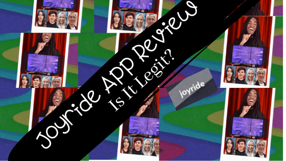 is Joyride App Legit Joyride Review