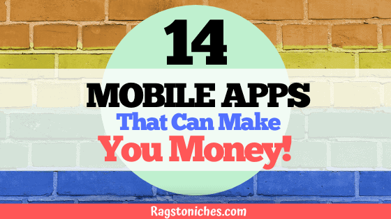 14 Smartphone Apps to make you money