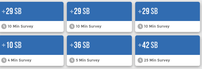 Swagbucks surveys and polls