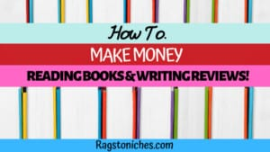 get paid to review books from home