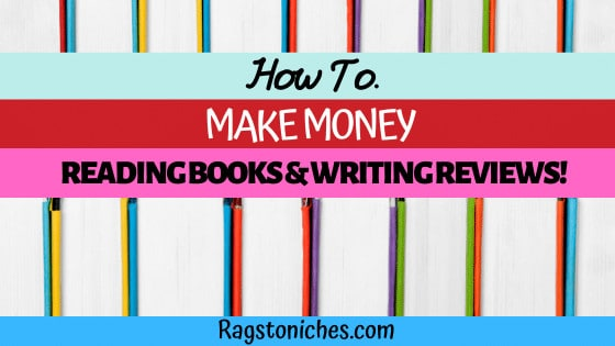 how to get paid to review books from home