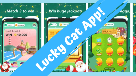 Lucky Cat App Review Will You Be A Lucky Cat Rags To Niche