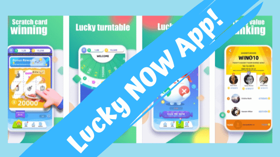 Lucky now app review