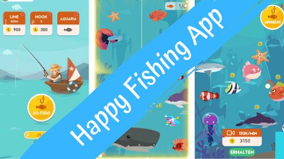 happy fishing app review is it legit
