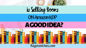 is kindle direct publishing a good idea