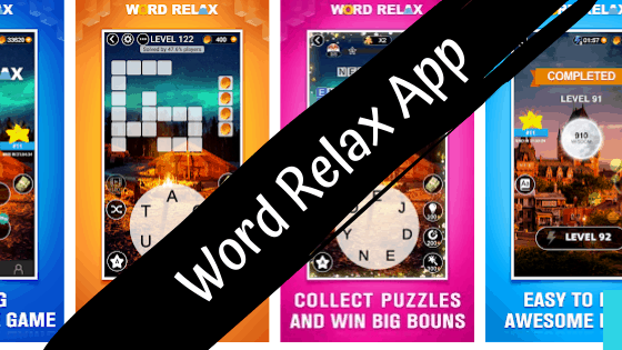 word relax app review legit or not?
