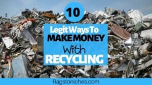 ways to make money with recycling