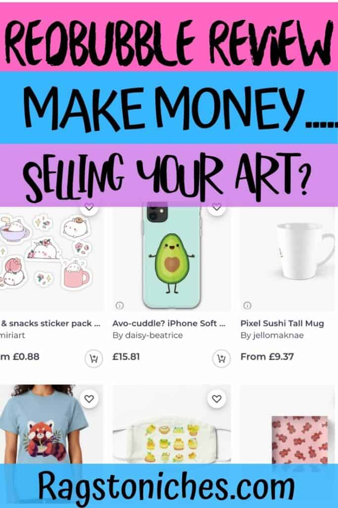 is redbubble legit redbubble review