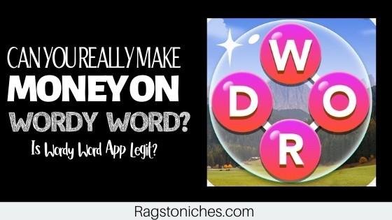 Wordy word app review is wordy word app legit