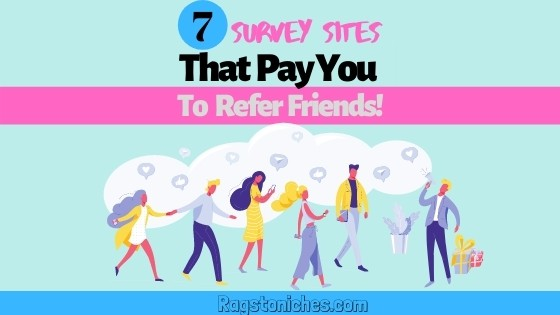 best free survey sites that pay to refer