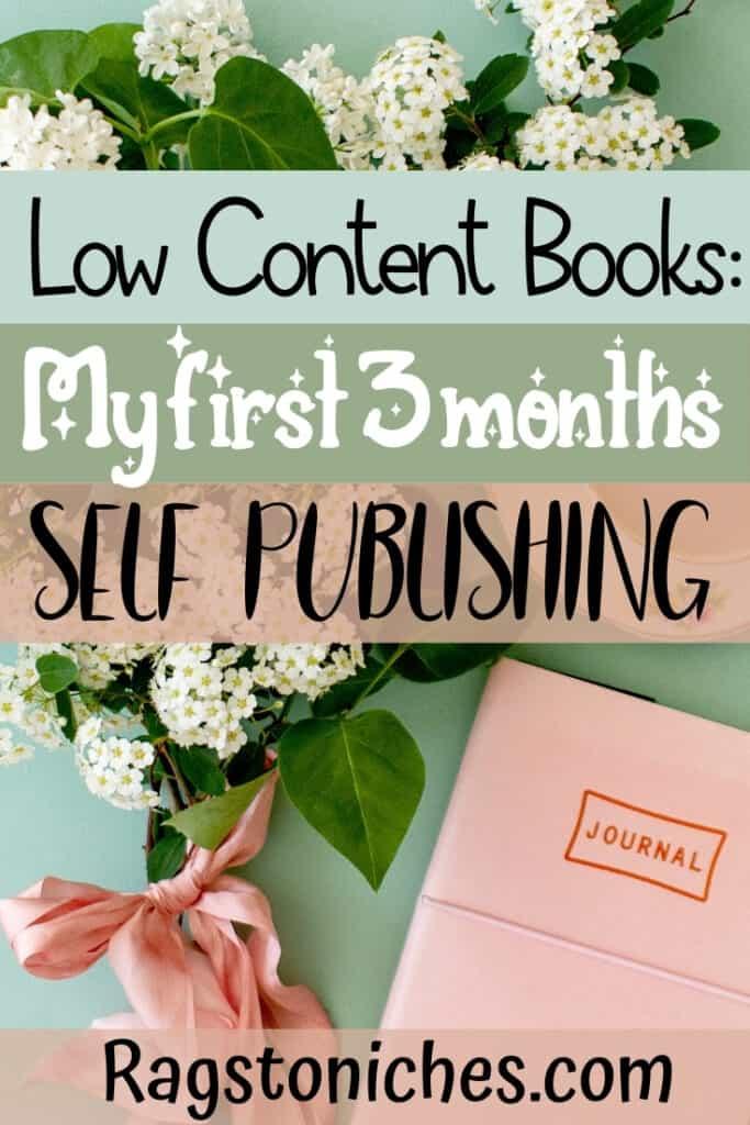 Amazon Self Publishing Self Publishing Low Content Books On KDP