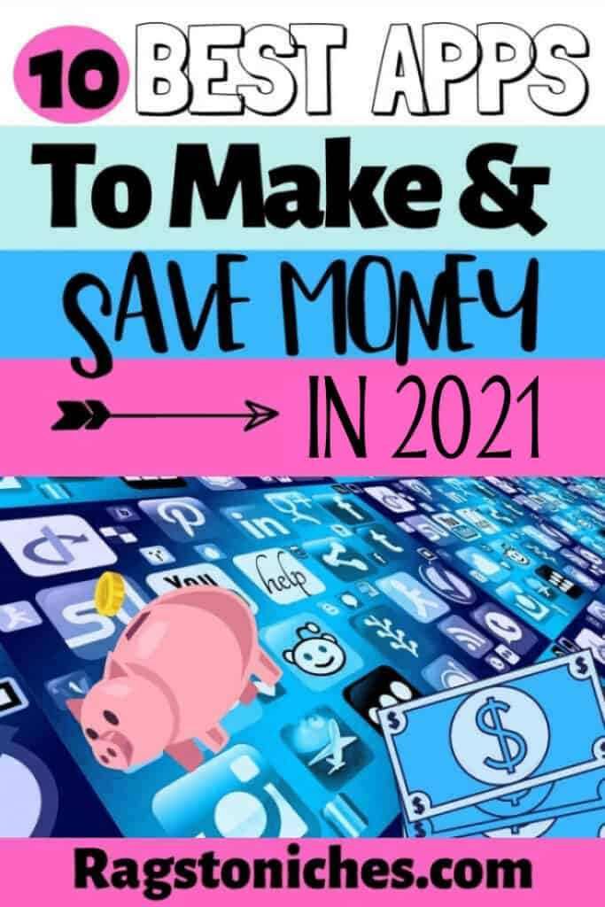 best apps to make money 2021