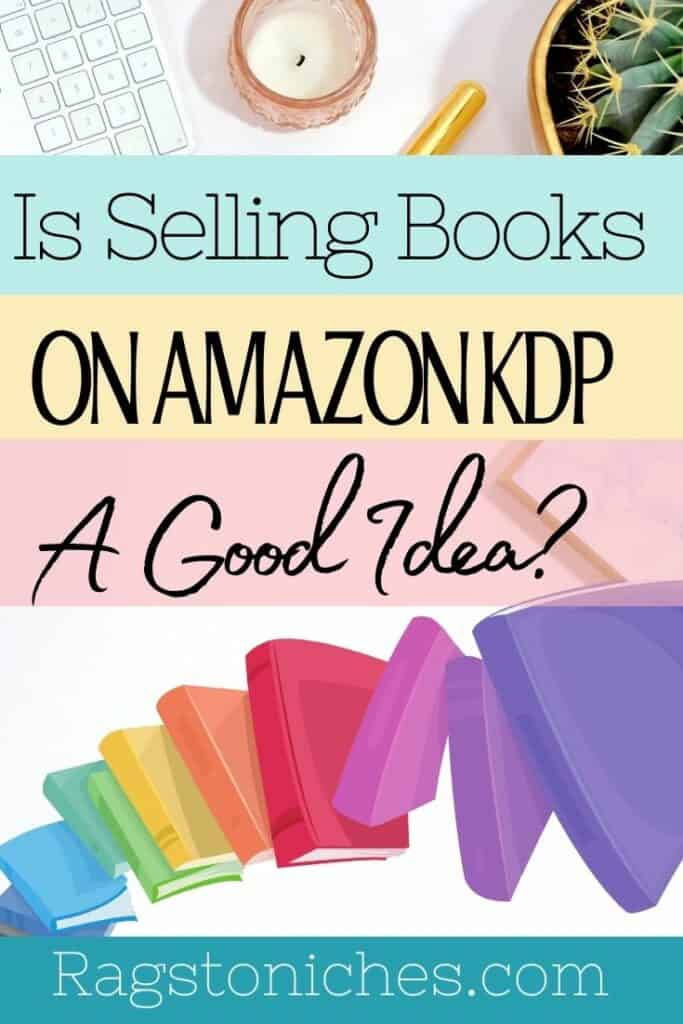 is kindle direct publishing a good idea? Should you self publish on amazon?