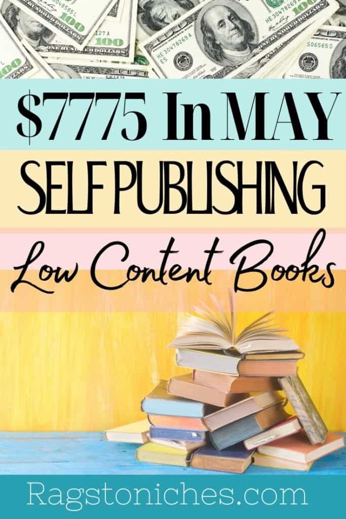 low content publishing on amazon can you make money
